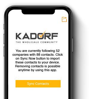 kadorf contact